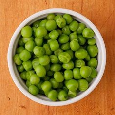 <p>Forget the mush and surprise your baby with a new taste and texture by offering whole peas. Green peas can be steamed, boiled, or simply offered frozen. Aside from wonderful nutrition, frozen peas provide relief for teething gums. Even when frozen, green peas are not a choking hazard because of their small size. The worst that can happen is that they come out whole from the other end!</p>