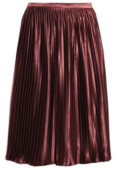 db17dd97fc42f Glamorous Spódnica plisowana - dark copper - Zalando.pl Czarny Piątek,  Miedź, Ciemny