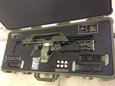 870 pulse rifle