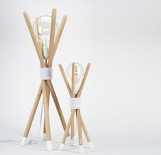 Weekly sales of unseen design and decoration brands at exclusive discounts. Bamboo Light, Bamboo Lamp, Woodworking Projects That Sell, Diy Wood Projects, Bamboo Furniture, Diy Furniture, Luminaria Diy, Childrens Lamps, Origami Lamp