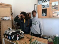 Square Cypher_ Ft Captured Live at Homegrwn in Maboneng, Johannesburg Interview, Live