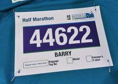 first time half marathon Race Bibs, Marathon, First Time, Memories, Running, Sports, Memoirs, Hs Sports, Souvenirs