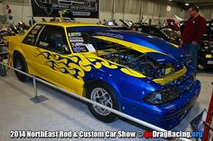 2014 Northeast Custom Car Show Photos