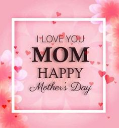 """Mothers day sms from daughter. A mother's work is never done. She works from morning until dawn. She spreads her love And keeps you warm But only once a year we say Mother, we wish you """"Happy Mother's Day""""."""