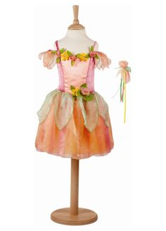 Peach Melba Fairy Childrens Costume by Travis Dress Up By Design