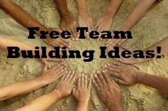 One Less Headache: Fabulous Freebies! Team Building Freebies