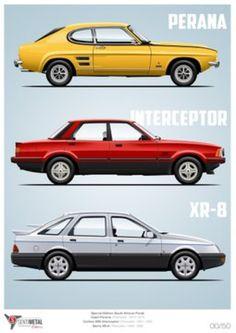 Ford Sierra, Cars Uk, Ford Classic Cars, Ford Escort, Futuristic Cars, Vintage Cars, Dream Cars, Racing, Car Stuff