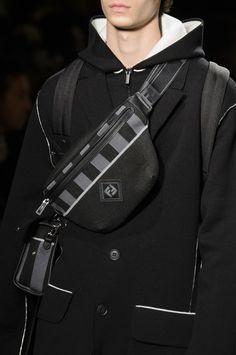 Fendi Fall 2018 Men's Fashion Show Details - The Impression #mensaccessoriesbags
