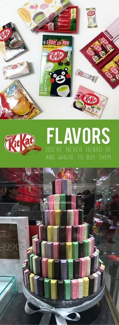 Crazy Kit Kat Flavors and Where to Buy Them