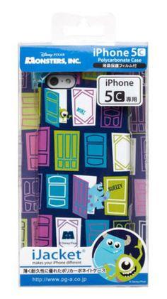 iPhone 5c Case Cover Disney 02 Monsters Inc | eBay