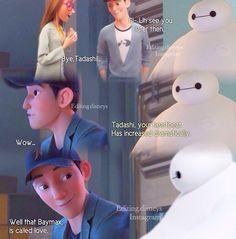 Tadashi and honey lemon. Disney And More, Disney Love, Disney Magic, Disney Facts, Disney Memes, Disney Cartoons, Disney And Dreamworks, Disney Pixar, Tadashi Hamada