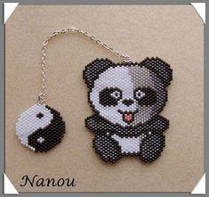 Marque-page Kawaï Panda