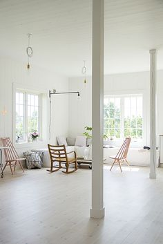 Interiors: Studio Space in Norway by FRYD! | Art And Chic