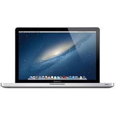 "Apple 15.4"" MacBook Pro quad-core Intel Core i7 (MD103LL/A) $1,449.99 (Save $349) | eSalesInfo.com"
