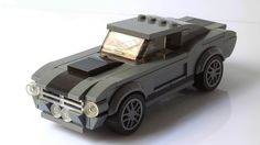 Lego Ford Mustang Shelby GT500 | Instructions here: www.yout… | Flickr