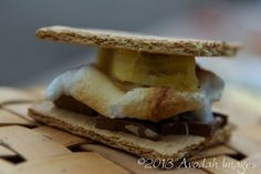 Taking S'mores to a whole new level of gourmet bliss