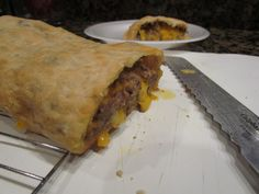 Call Me PMc: Sausage Roll / Call Me PMc  would be giid with scrambled egg and peppers too