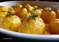 AranyTepsi: Tejszínben sült újkrumpli