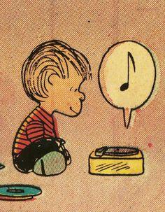 February 01, 1959 - Linus' vinyl records