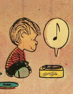February 01, 1959 - Linus' vinyl records