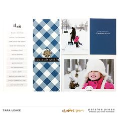 paislee press Creative Team Inspiration | Winter Vibes