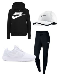 Designer Clothes, Shoes & Bags for Women Lazy Day Outfits, Cute Comfy Outfits, Sporty Outfits, Nike Outfits, Athletic Outfits, Grunge Outfits, Outfits For Teens, Trendy Outfits, Teen Fashion