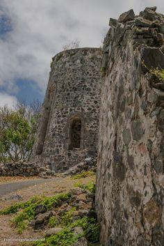 Annaberg sugar mill ruins St John US Virgin Islands - ExplorationVacation.net