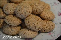 Makroner – sprøde og lækre Danish Dessert, Danish Food, Cake Cookies, Gluten Free, Sweets, Snacks, Danish Recipes, Clean Living, Easter
