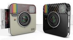 Polaroid to make Socialmatic Camera a reality for fans of Instagram, recursion -  Instagram owes its distinctive identity to Polaroids OneStep cameras; its now time to return the favor. Socialmatic has signed a deal for a production, Polaroid-branded version of its 2012 Socialmatic Camera concept you see above, which translates the mobile apps retro icon... - http://technologycompanieslist.com/polaroid-to-make-socialmatic-camera-a-reality-for-fans-of-inst