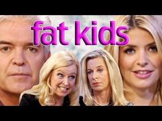 Katie Hopkins and the Fat Kids (Mash-Up) - YouTube debate. NO OFFENCE TO ANYONE.