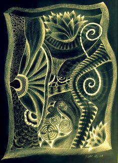 Organic Form, Love Drawings