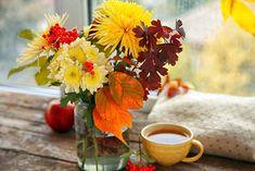 Fall Floral Arrangement Cover | GardenersPath.com