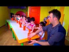 Okul Öncesi -Bardak ile müzik -Çocuklar için: http://youtu.be/OueB_nlVCc4
