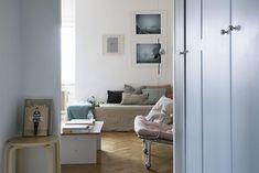 Appunti di casa: 42 mq di delicata bellezza
