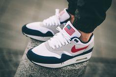 Nike Air Max 1 'USA' #airmax1 #usa #sneakers