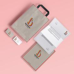 """""""Barbara Beauty & Style"""" #Diseño, #logotipo y aplicación #gráfica www.freddymaldonado.com #Design& #Branding"""