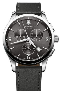 Victorinox | Swiss Army 'Alliance Chrono' Large Watch #victorinox #watch