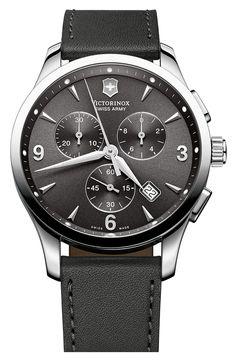 Victorinox | Swiss Army 'Alliance Chrono' Large Watch #victorinox #watch