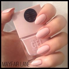 Nails Inc Mayfair Lane Gel Polish. NEW! Can't wait to try it, love this colour!