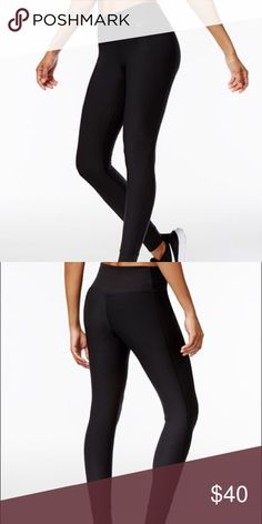 Nike Power Legend Training Tights (Sz LG) Black nike power legend training tights sz lg, very strong, and thick material good for working out but are too big for me!! Nike Pants Leggings