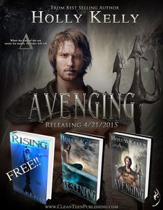 ***ENDS 5/6/2015***  Amazing Author Adventures: Win a FREE Kindle in the Countdown to Avenging's R...