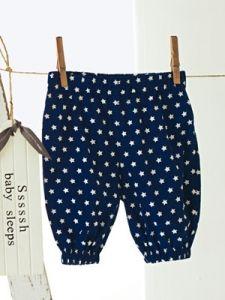 burda style: Kinder - Babys - Gr. 52 - 104 - Wäsche & Schlafsachen - Babyhose - Gummizug - lang