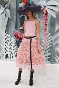 シャネル(CHANEL) Haute Couture 2015SSコレクション Gallery70