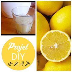 Ma lessive au citron