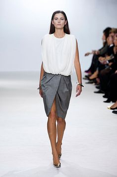 Défilé Giambattista Valli Printemps-été 2013 THAT skirt!!!♥