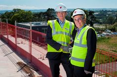 University of Exeter strengthens links with Exeter Science Park