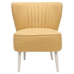 Felicity Accent Chair in Marigold