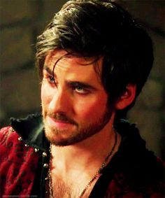 Captain Hook is a amazing character from Ouat. I love him so much!!!  I mean look at him, so wonderful and handsome.