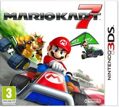 Keeping true to the tradition, this Mario Kart game is so fun! Never stop loving the Kart series from Nintendo! This one's for the gotta love the portability! Nintendo Ds, Nintendo Games, Wii Games, Nintendo Consoles, Karting, Mario Kart 3ds, Wii U, Xbox One, Playstation