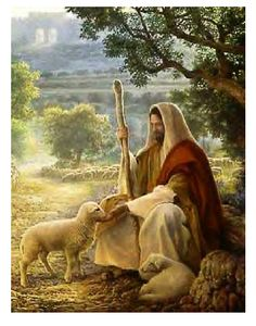 Good Shepherd, remember me, when You come into Your Kingdom